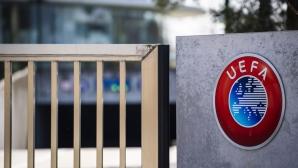 Шампионската лига да се поднови през юни, а финалът да е без публика, обсъждат от УЕФА