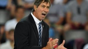 Франция няма да сменя треньора