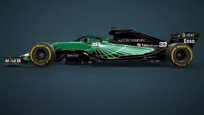 Астън Мартин се завръща във Формула 1 след повече от половин век