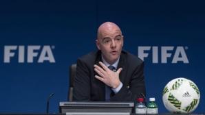 Шефът на ФИФА: Футболът ще се завърне, но ще е много различен