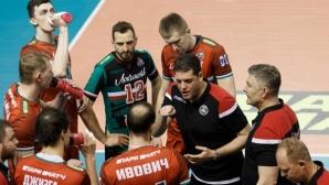 Първи промени в шампионския състав на Пламен Константинов