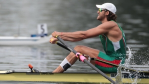 Гребец №1 на България с онлайн състезание срещу шампиона на Израел (видео)
