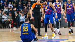 Баскетболният тим на Барселона спестява над 6 милиона от рязането на заплати