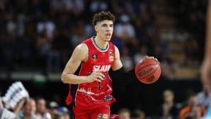 Когато разполагаш със средства: 18-годишен талант закупи баскетболен отбор
