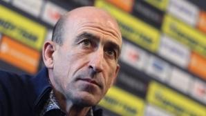 Йордан Лечков: В режим на оцеляване сме, футболът не е най-важното