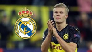 В Дортмунд се страхуват от Реал Мадрид заради Холанд