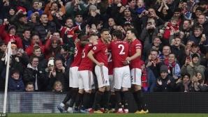 Играчите на Ман Юнайтед решили да дарят 30% от месечната си заплата