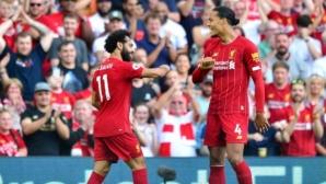 Ван Перси хвали Ливърпул и разкритикува Ман Юнайтед за стратегиите на трансферния пазар