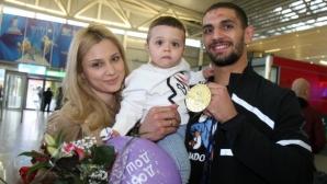 Ивайло Иванов бяга на пътеката, готви с удоволствие и очаква раждането на втория си син