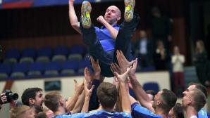 Първо в Sportal.bg: Треньорът, извел Цветан Соколов и Зенит до Купата на Русия, поема шампиона за 2019 година