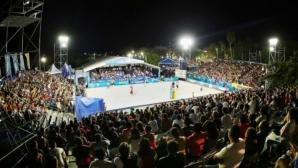 Лятна лига по плажен волейбол в Полша след пандемията