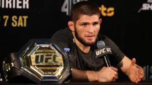 Хабиб смята, че UFC се отнасят непрофесионално