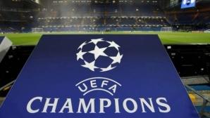 УЕФА опроверга собствения си президент за ШЛ и ЛЕ