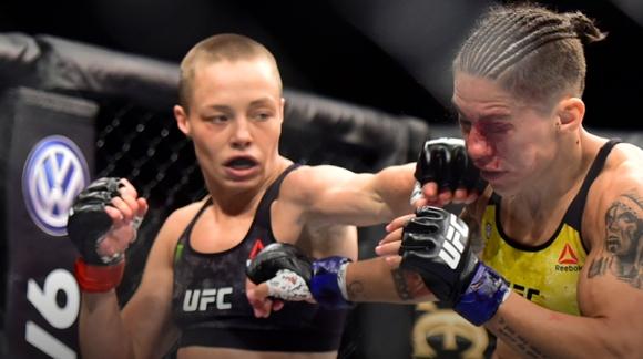 Роуз Намаюнас няма да се бие на UFC 249