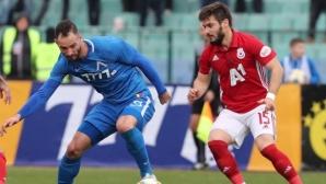 Славчев: Не съм имал оферта от Гриша Ганчев, искам трофей с Левски (видео)