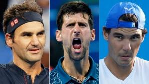 Защо феновете на Федерер и Надал не обичат Джокович