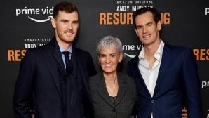 """Майката на Мъри: Сигурна съм, че Анди отново ще играе на """"Уимбълдън"""""""