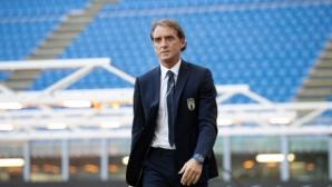 Манчини смята, че отлагането на Евро 2020 ще бъде от полза за Италия