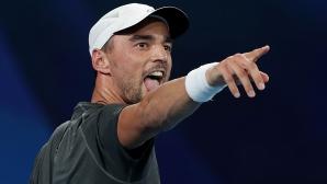 Димитър Кузманов: Победите на ATP Cup повишира моето самочувствие и амбиции