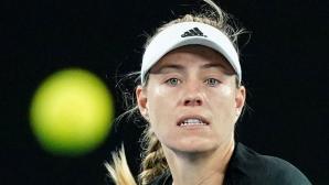 Анжелик Кербер: Не мога да си представя тенис без публика