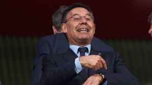 Трусове в ръководството на Барса: Бартомеу поиска оставките на четирима