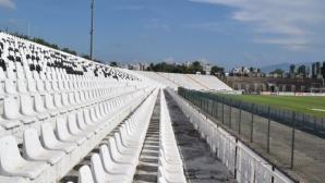 РЗИ завари 3 заключени стадиона в Пловдив и предупреди с глоби
