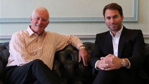 Промоутърът Бари Хърн се възстановява след претърпян инфаркт
