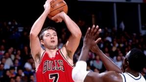 Тони Кукоч: За мен означава повече това, че играх с Джордан и спечелих титли в НБА