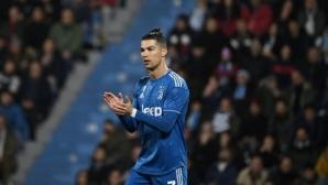 """""""Тутоспорт"""": Роналдо, Де Лихт и Киелини остават"""