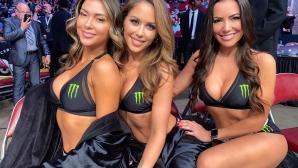 Красавици от UFC захвърлиха дрехите благотворително (снимки)