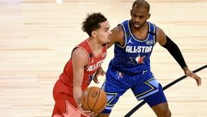Няколко звезди от НБА се включват в новото състезание на лигата