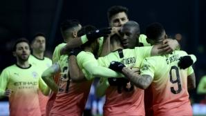 Играчите на Ман Сити ще намаляват заплатите си