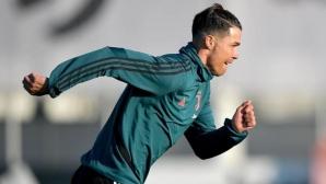 Кристиано планира скорошно завръщане в Торино