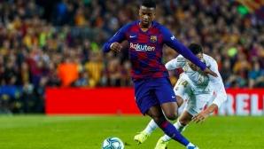 Барселона обмисля размяна с Манчестър Сити