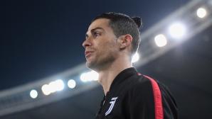 Кристиано Роналдо тренира без разрешение