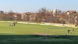 ФК Асеновец се възмути от безотговорност на граждани