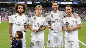 В Реал М са направили по-голяма саможертва от Барса и Атлетико