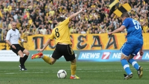 Ботев (Пд) припомни паметен успех на тима над Левски (видео)
