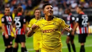 Санчо изглежда съгласен да поеме към Юнайтед