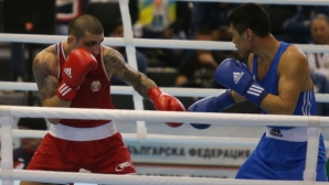 Роден джудист предизвика боксьор