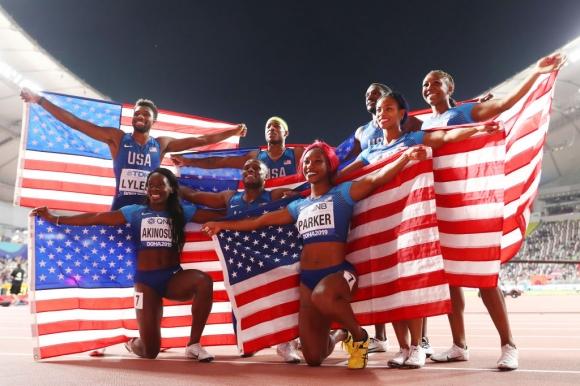 Олимпийските квалификации на САЩ по лека атлетика бяха пренасрочени за юни догодина