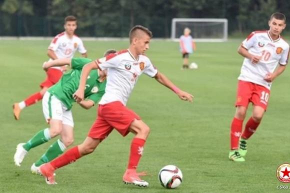 Талант на ЦСКА-София мечтае за Златната топка