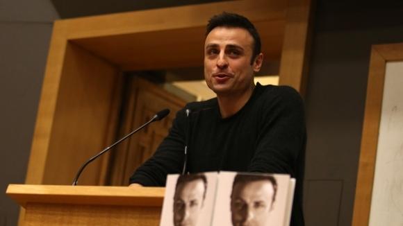 Бербатов: Исках да бъда Марадона на Леверкузен (обширно интервю)