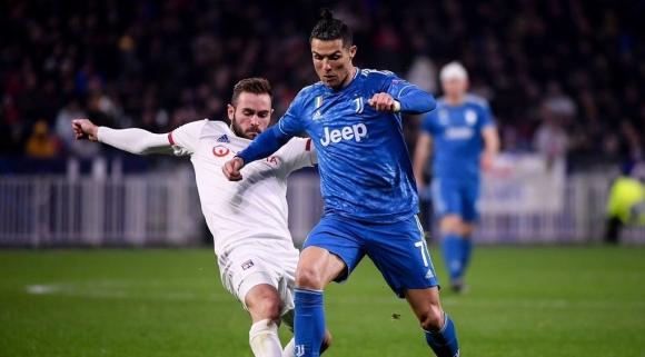 УЕФА информира Юве и Лион за датата за реванша в ШЛ