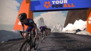"""Евроспорт и CGN ще предложат на феновете изживяване от нов тип чрез поредицата на Zwift """"Tour for All"""""""