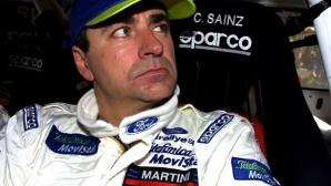 Карлос Сайнц бе избран за най-добрия пилот в историята на WRC