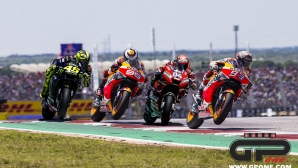 """MotoGP предлага сезон 2020 да започне през юли с две състезания на пистата """"Херес"""""""