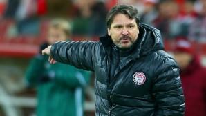 Руски треньор бил близо до ЦСКА-София