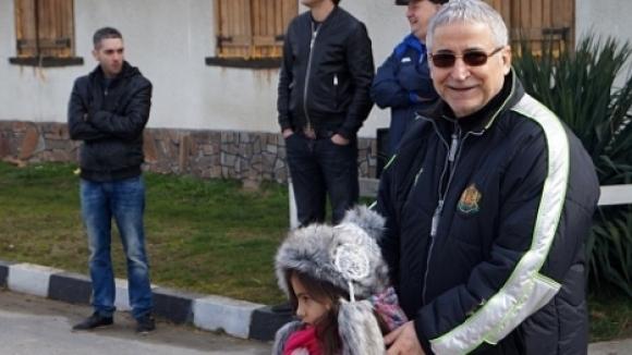 Септември (Симитли) връща Порточанов в българския футбол