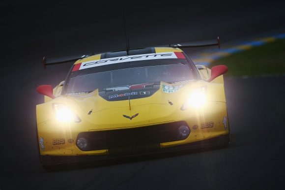 """Нови лоши новини: Corvette се отказа от """"24-те часа на Льо Ман"""""""